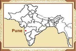 Location, Pune